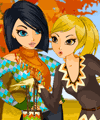 Urban Aztec Fashion Dress Up Game