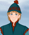 Snow King Dress Up Game