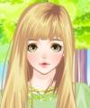 Green Apple Princess Anime