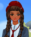 Private School Girl Dress Up Game