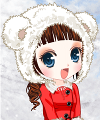Winter Dream for Vampire Dress Up Game