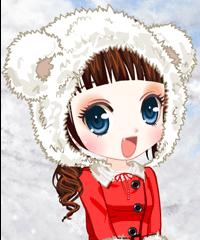 Winter Dream for Vampire Dress Up Game