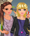 Phone Friends Dress Up Game