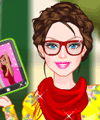 Barbie Selfie Pro Dress Up Game