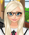 Elsa Goes to School Dress Up Game
