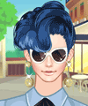 Classic Denim Dress Up Game