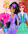 Disney Princess High School Dress Up Game