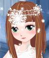 Snow Princess Dress Up Makeover Game