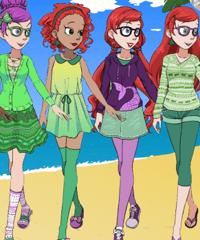 Create Modern Ariel Game