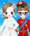 Winter Sonata Wedding Dress Up Game