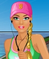 Barbie Goes Jogging