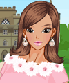 Romantic Princess Dress Up Game