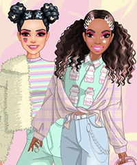 Into Aesthetics Dress Up Game