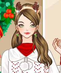 Stylish Christmas Dress Up