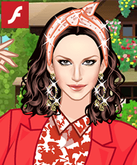 Colors of Spring 2 Dress Up Game