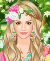 Colorful Wedding Dress Up Game