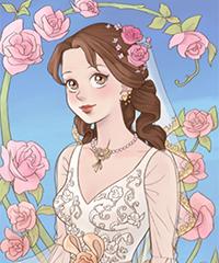 Princess Hairstyles Dress Up Game