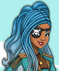 Descendants Uma Daughter of Ursula Dress Up Game