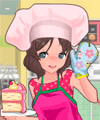Anime Cook Dress Up Game