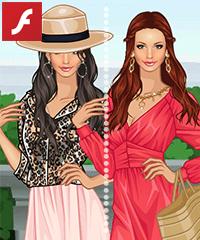 Summer Fashion Blogger Game