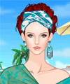 Summer Maxi Dresses Dress Up Game