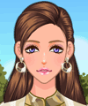 Golden Dream Make Up Game