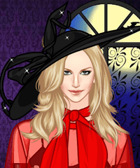 Go Gothic Dress Up Game