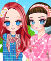 Country Road 2 Dress Up Game