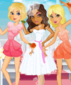 Wedding Party Dress Up Game