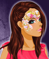 Summer Face Paint Makeover Game