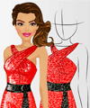 Fashion Studio Red Carpet Dress Design Game