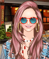 Boho Chic Dress Up Game
