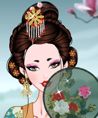 Traditional Chinese Beauty Makeover Game