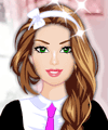 Princess School Dress Code Dress Up Game