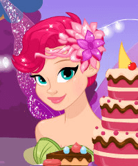 Fairies Festival Dress Up Game