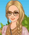 Safari Holiday Dress Up Game