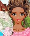 Her Fan Dress Up Game