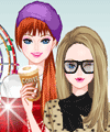 Mixing for Teens Dress Up Game
