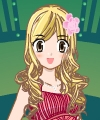 Wicked Dress Up Game