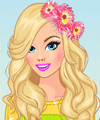Spring Pixie Dress Up Game