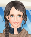 Hunger Games Favorite Movies Dress Up Game