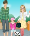 My Family Dress Up Game