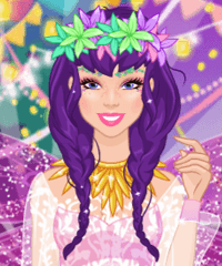 Barbie Fairies Ball Dress Up Game