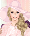 Baby Pink Dress Up Game
