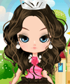 Chocolate Princess Dress Up Game