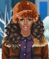 North American Dress Up Game