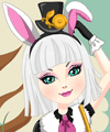 Bunny Blanc Dress Up Game