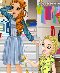 Macie Fashion Designer Dress Up Game