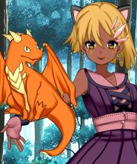 JRPG Heroine Creator Dragon Master Game
