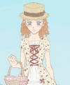 Hannah Country Lolita Dress Up Game
